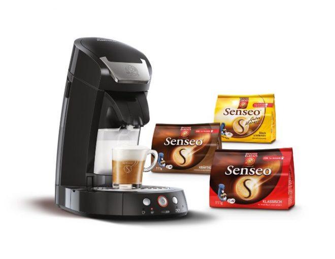 Senseo Cappuccino, compatible avec de nombreuses dosettes