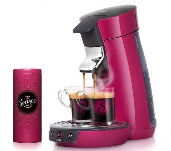 Senseo Viva Café, elle porte bien son nom